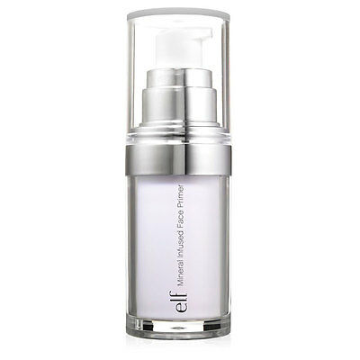 Elf Studio Cosmetics Face Primer Reduce Redness Green Glow Clear Colour No Pores