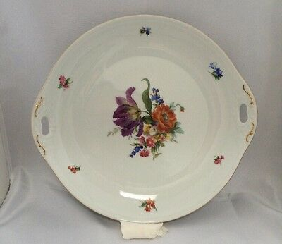 Excellent!!  FORSTENBERG WEST GERMANY PLATE Gold Trim