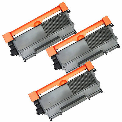3 Pack TN450 TN-450 Toner Cartridge For Brother MFC-7360N MFC-7460DN MFC-7860DW