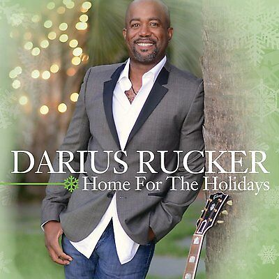 Darius Rucker - Home For The Holidays 2014 CD New Sealed