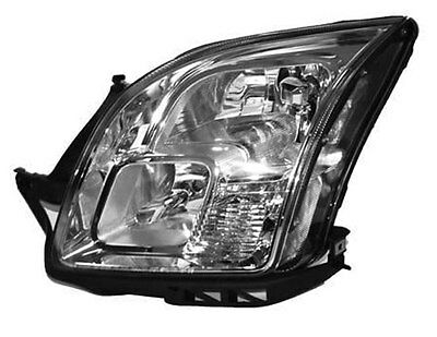 New Replacement LH Left Driver Side Headlight Assembly for 2006-2009 Ford Fusion