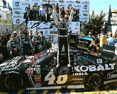 2014 Jimmie Johnson 6x TIME CHAMPION LOWES RACING NASCAR Signed 8x10 Photo #2