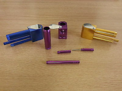 Portable Proto Style Personal Aromatherapy - With Cleaning Tool & Storage