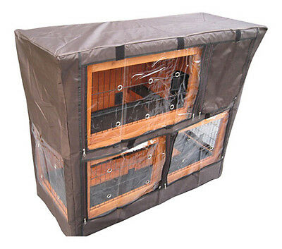 Bunny Business Hutch Cover Bb-41-Ddl & Bb-48-Ddl Double Decker Hutch And Run