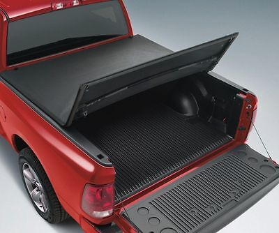 2003-2017 Dodge Ram 2500 3500 6'4 Standard Bed TriFold Tonneau Tonno Cover NEW