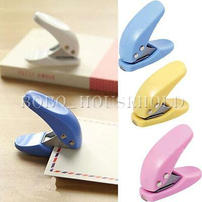 Mini Paper Punch Cutter For DIY Card Book Making Scrapbooking Tags Craft Tool