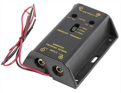 Fixapart Subwoofer Crossover RCA Conversion Module Box (High, Medium & Low Level