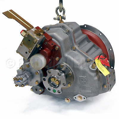 ZF IRM301A.2 2.005:1 Marine Boat Transmission Down-Angle Gearbox 3209001017