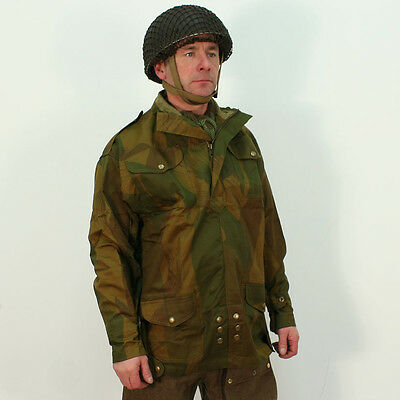 British WW2 2nd Model Denison Smock by Kay Canvas. Replica
