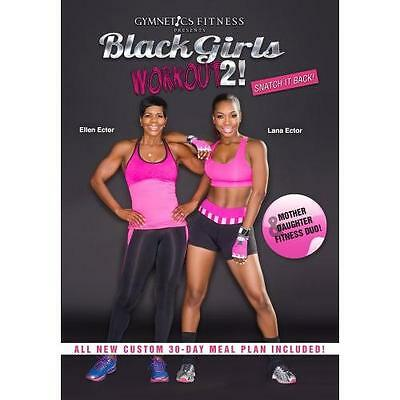 Gymnetics Fitness Presents Black Girls Workout 2 New