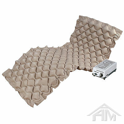 Alternating Air Pressure Mattress - BedSore Prevention with Premium Quality Pump