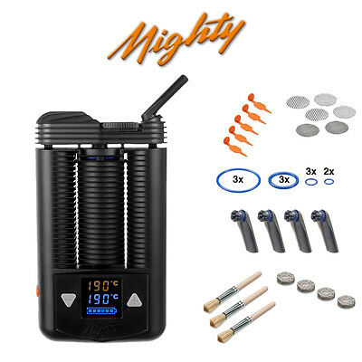 NEW Mighty Portable Handheld Vaporizer by Volcano Storz & Bickel - Spare Parts