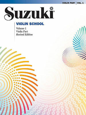 Suzuki Violin School Volume 1 Violin Part Book Only *NEW* Revised Edition Music