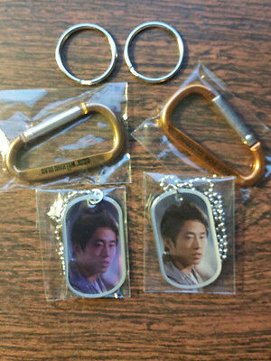 The Walking Dead Glenn Dog Tag Foil and Standard