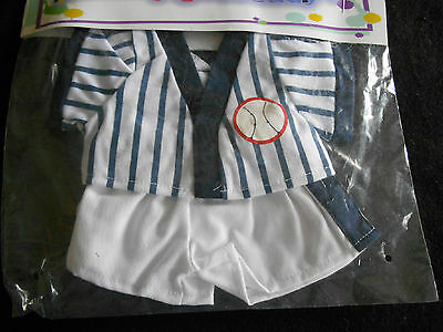 Baseball Outfit for Build-a-Bear /All American Girl Dolls