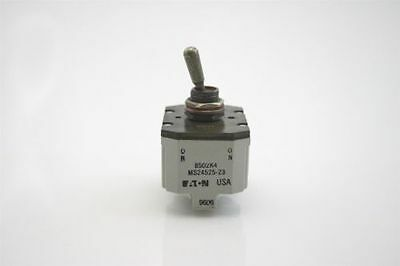 EATON Toggle Switch 2 Position ON-ON MS24525-23 8502K4 USA