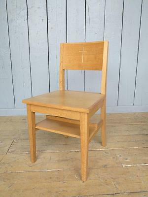 20 Available Classic Oak Church Chairs With Crosses - Reclaimed Chapel UKAA