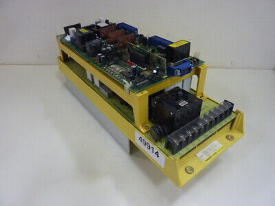 Fanuc Servo Amplifier A06B-6058-H011 Used #49914