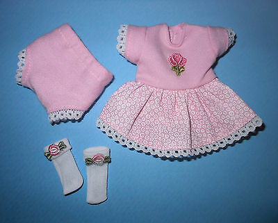 Fairyland Littlefee Baby Size BJD Doll Dress Outfit Set!!! Little Fee Baby Doll!