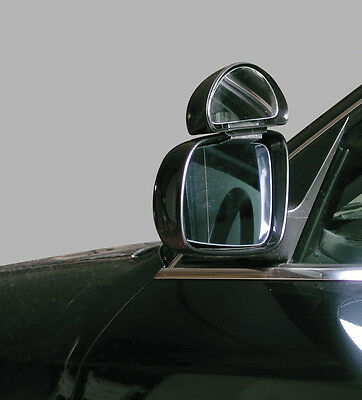 Car & Van Additional Security Extension Mirror - Towing, Learner, Blind Spot 430