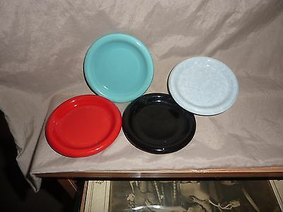 Crown Corning Italy Set of 4 Coasters F5