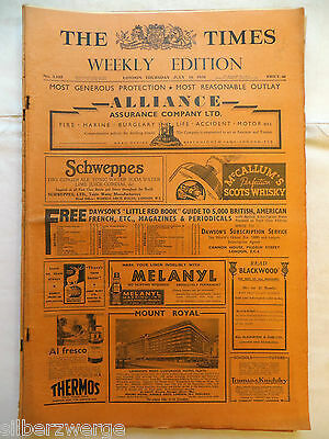 The Times  Weekly Edition  16. July 1936
