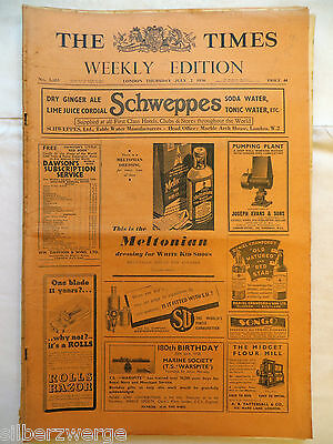 The Times  Weekly Edition  2. July 1936