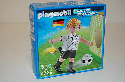 Playmobil, (4729)  football player from Germany