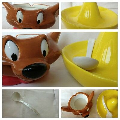 Speedy Gonzales Chips & Salsa Set with Ladle