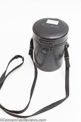 NEAR MINT GENUINE CANON LH-C13 LENS CASE BAG FD 24mm f/1.4L 85 mm 1.2L 24-35mm