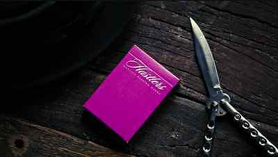 Madison Purple Hustlers Deck - Ellusionist Playing Cards - Magic Tricks - New