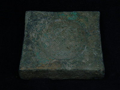 Ancient Bronze Pot Medieval 1300 AD