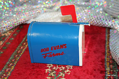 MAIL BOX BANK: Bob Evans Farms Limited Edition,