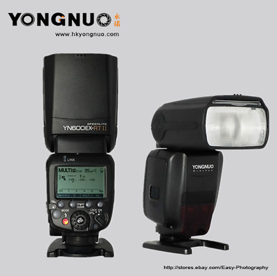 YONGNUO YN600EX RT YN600EX-RT Speedlite Radio Slave  Flash as Canon 600EX-RT