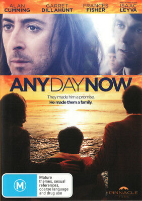 Any Day Now  - DVD - NEW Region 4