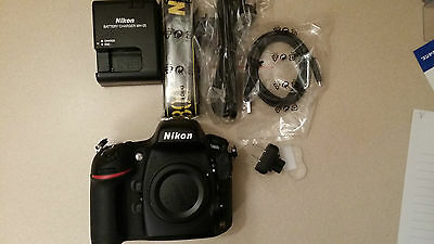 (body only) nikon d800 (used, 90% to the new),6 months warranty,store DSLRMALL