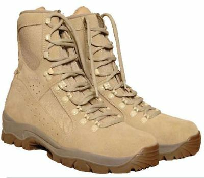 British Army Meindl Desert Fox Boots - Various Sizes Available- Brand New