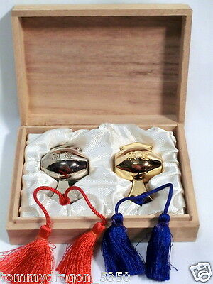"""Japanese Antique """"A Pair of Magic Hammer"""" New Old Stock Very Good Condition"""