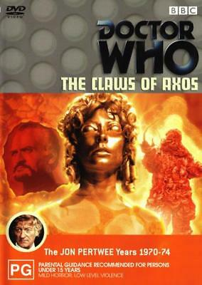 Doctor Who: The Claws of Axos  - DVD - NEW Region 4