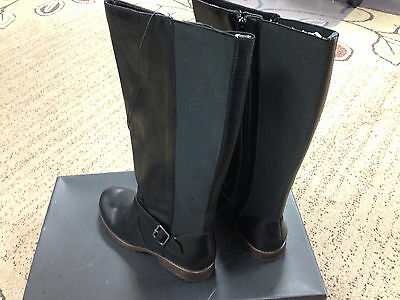 KENNETH COLE Women's JENNY LEATHER BOOTS GENUINE LEATHER Size 8