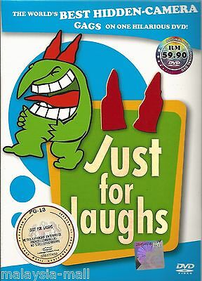 Just For Laughs GAGS Hidden Camera Show DVD Boxset