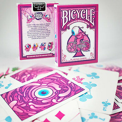 Bicycle Street Art Deck - Playing Cards - Magic Tricks - New