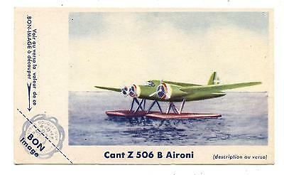 Airplane.avion Cant Z 506 B Aironi.