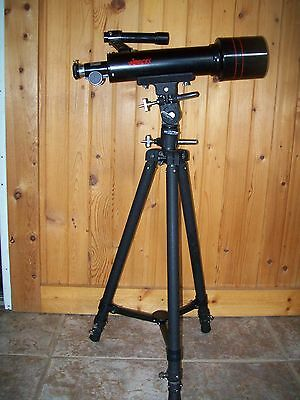 JASON MODEL 319 MERCURY ASTRONOMICAL TELESCOPE F=900 MM D=60MM TRIPOD ADJUSTABLE