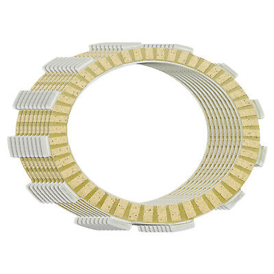 CLUTCH FRICTION PLATES Fits SUZUKI DR650SE DR650SM 1996-2017