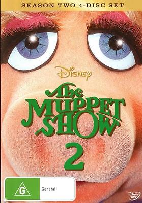 The Muppet Show: The Complete Season 2  - DVD - NEW Region 4