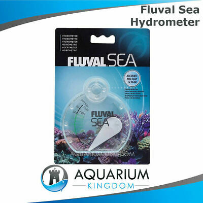 Fluval Sea Hydrometer - Measures Salinity / Specific Gravity in Marine Aquariums