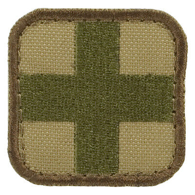 Condor Tactical Army Paramedic Medical Medic Emt Morale Patch Multi Green