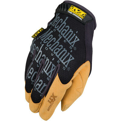 Mechanix Wear Material4X Original Mens Gloves Diy Heavy-Duty Work Wear Black Tan