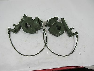 TIE DOWN SET OF 2 military truck